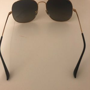 Ray-Ban Accessories - Ray Ban General Grey Gradient Square Sunglasses